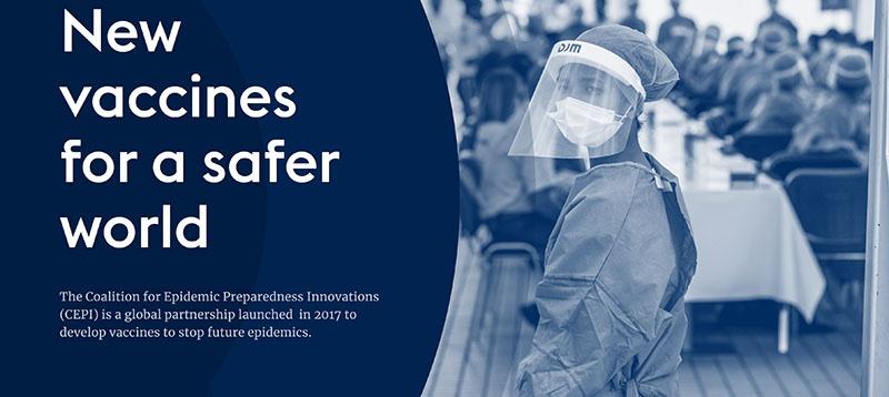 Всемирная организация здравоохранения и Фонд Билла и Мелинды Гейтс учредили Коалицию за инновации в обеспечении готовности к эпидемиям на форуме 2017 года в Давосе.