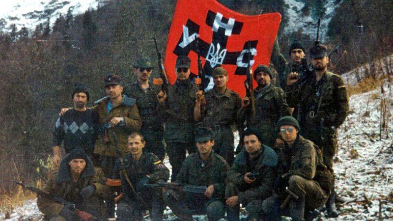 В Ичкерии боевики УНА-УНСО* отметились бессмысленной жестокостью к пленным.