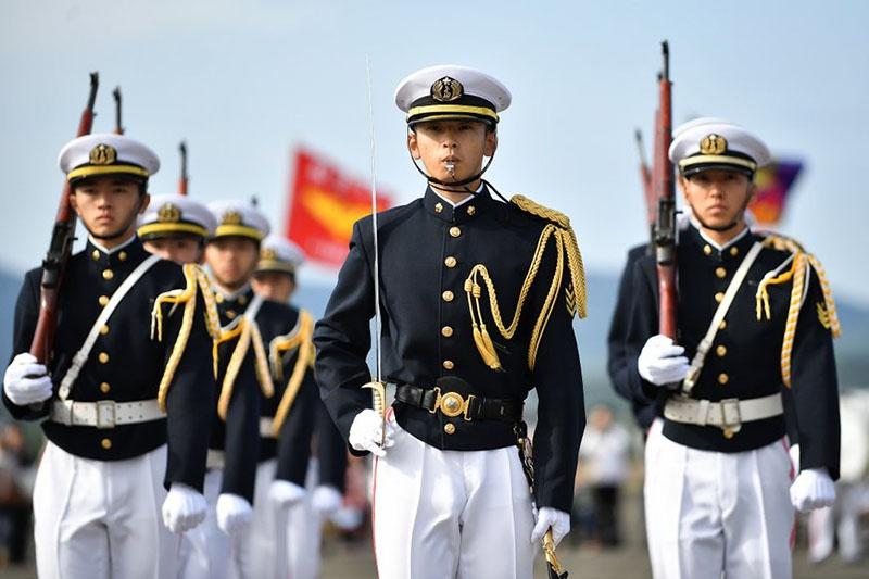 Рост мощи вооружённых сил Японии перестал для всего мира быть секретом.