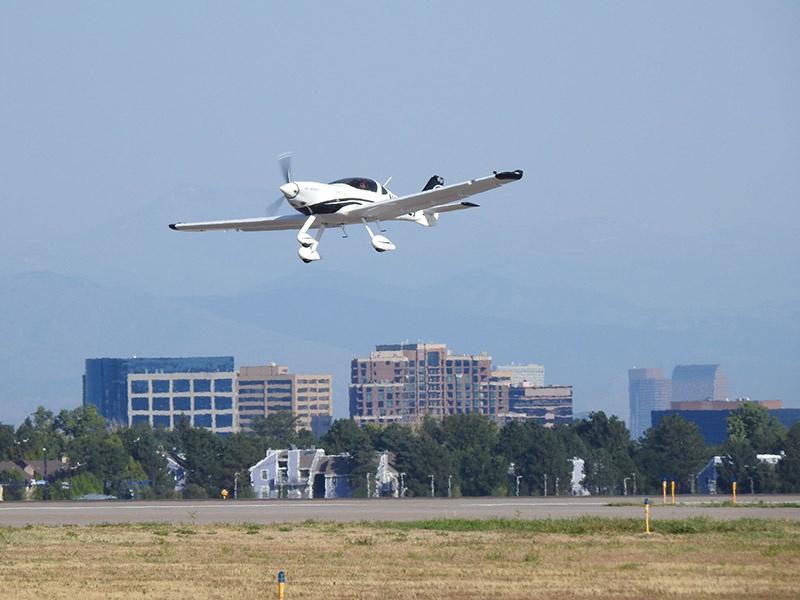 Sun Flyer 2 успешно осуществил пробные полёты в штате Колорадо.