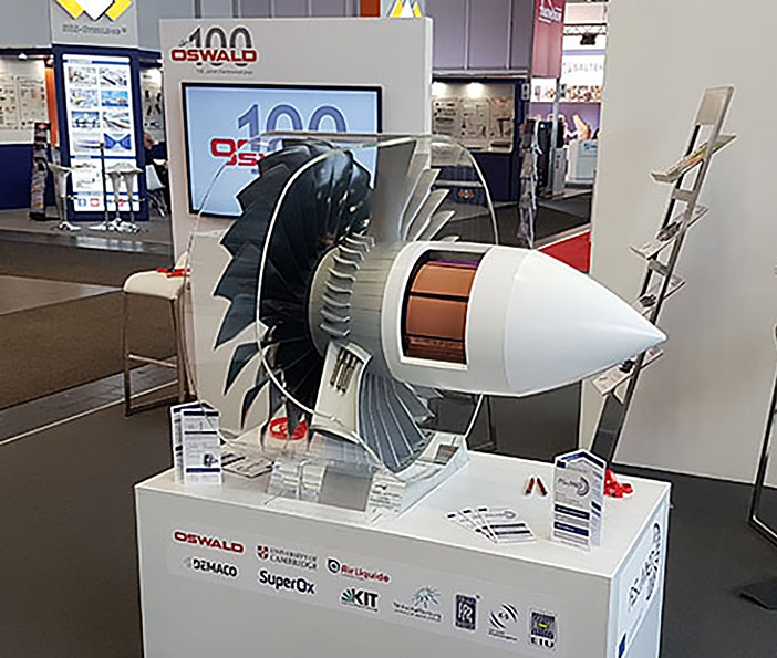 Свой первый прототип электродвигателя на сверхпроводниках Advanced Superconducting Motor Experimental Demonstrator представила ещё в 2018 г.