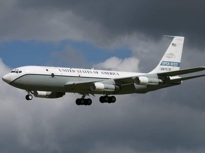 США первыми прекратили полёты в рамках Договора по открытому небу.