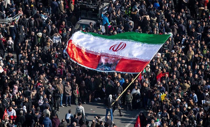 Лучше всего на роль сакральной жертвы подходит Иран.