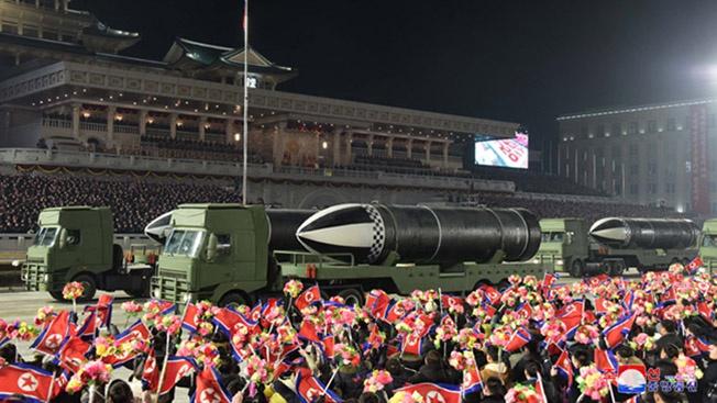 Пхеньян показал ещё одну «Полярную звезду»
