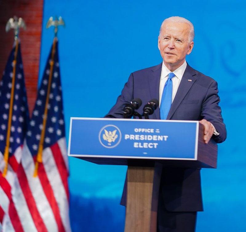 Новый американский президент Джо Байден заявил, что КНДР является проблемой, и её необходимо держать под контролем с помощью наращивания военной мощи в регионе.