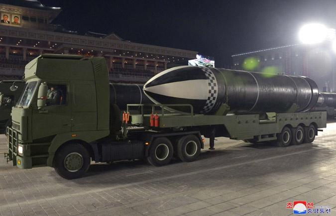 Ракета «Пуккыксон-5» несколько длиннее своей предшественницы и, очевидно, оснащена такой же боеголовкой, но может доставить её на большее расстояние.