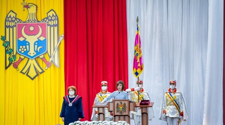 Одержавшая победу на выборах президента Молдавии Майя Санду заявила, что будет добиваться вывода российского миротворческого контингента.