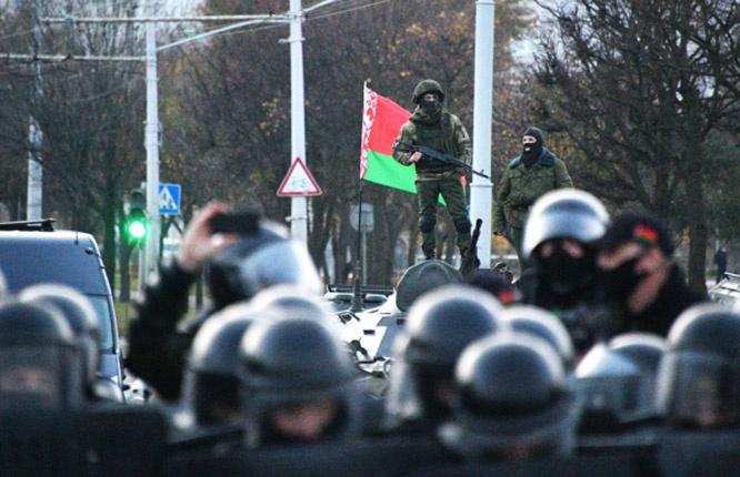 У белорусского государства сейчас одна основная функция - сохранение власти Лукашенко.