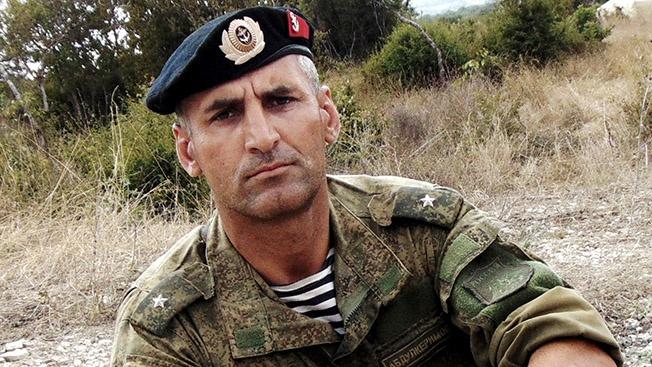 Майор Магомед Абдулкеримов: «Морская пехота не за награды служит»