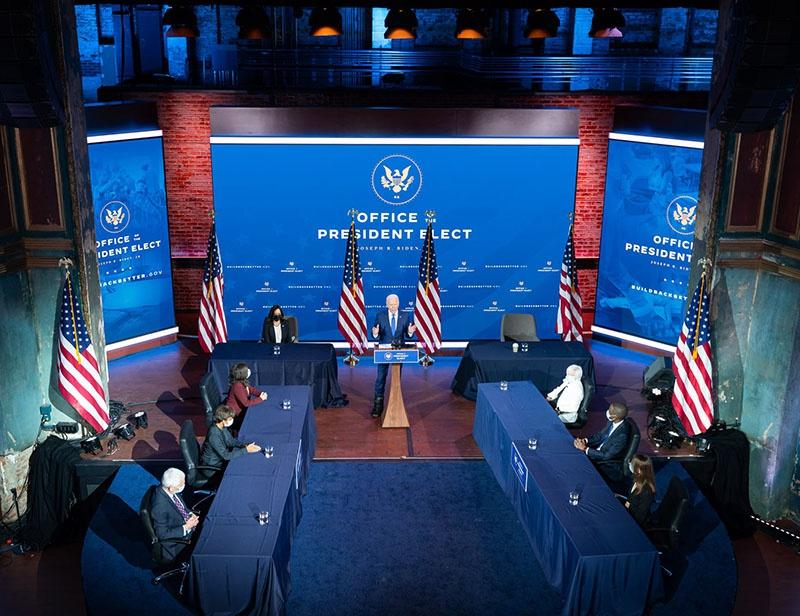 Предполагается, что при новой администрации Джозефа Байдена может появиться какой-то шанс выполнения «разворота» в сторону достижения неких договорённостей в сфере контроля над ядерными вооружениями.