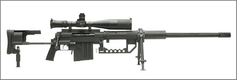 CheyTac M200 «Intervention» - снайперская винтовка. Использует специальные снайперские патроны типа Wildcat: .408 CheyTac и .375 CheyTac.