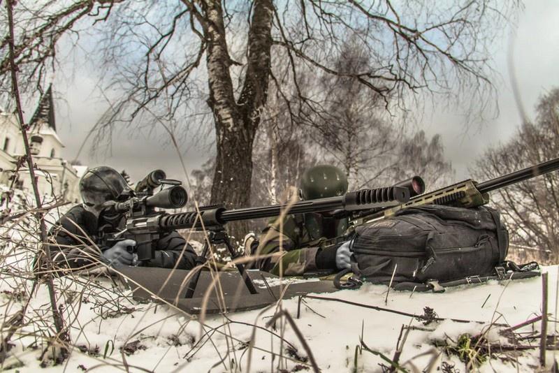 Снайпер, который стрелял на два километра, сумеет теперь так же легко стрелять и на три.