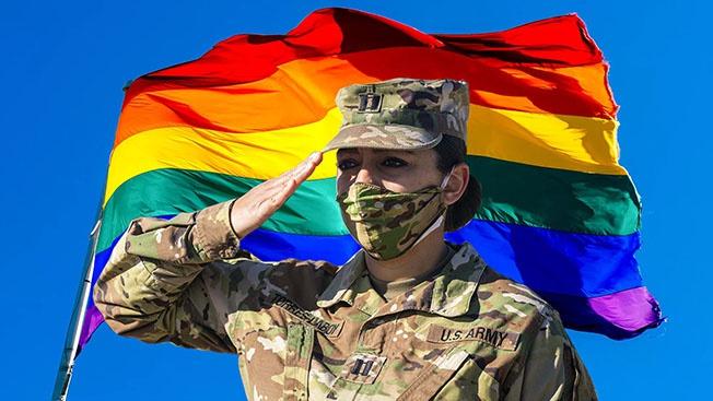 Армия США: армия извращенцев