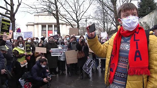 Французский генерал утверждает: Навального пропагандируют по Геббельсу