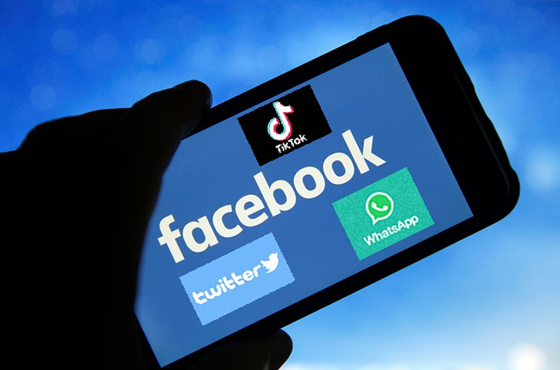 Коммуникационной площадкой для организации акции стали «Тик-Ток», «Твиттер», «Ватсап» и «Фейсбук».