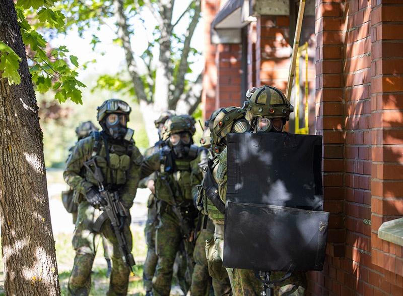 Финляндия создаёт киберцентр и интенсивно готовит спецназ.