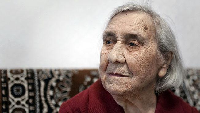 100-летний ветеран Сталинграда в огне Донбасской войны