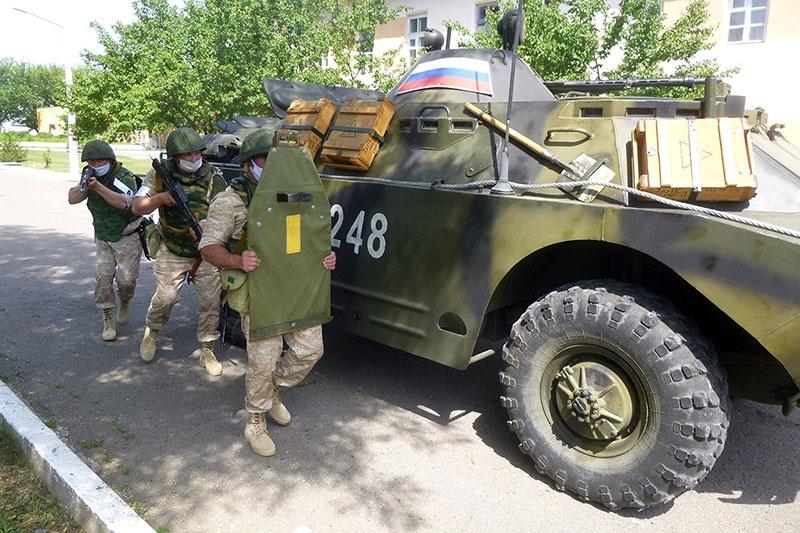 Миротворцы в Приднестровье подготовлены к службе всесторонне.