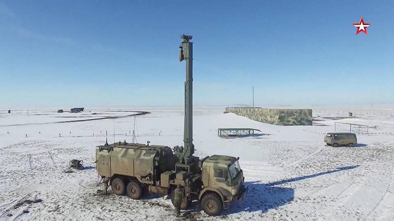 Позиции огневых средств комплекс «Пенициллин» обнаруживает, используя принцип совмещения тепловой и звуковой разведки.