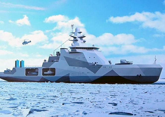 Любые несанкционированные заходы в национальные терводы будут пресекаться кораблями береговой охраны Погранслужбы РФ. Такими, как «Пурга».