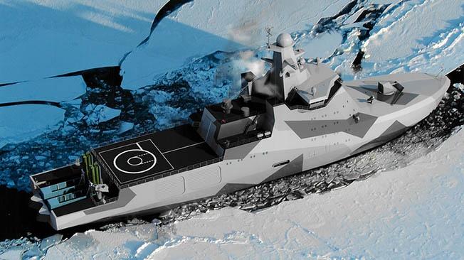 Скоро в Арктике будет «Пурга»