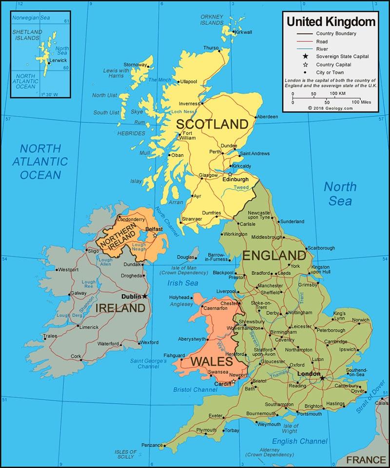 Если одна из четырех стран покинет Великобританию, то многие сочтут это печальным концом многовековой британской истории и это ещё больше снизит роль Великобритании как краеугольного камня послевоенного западного альянса.