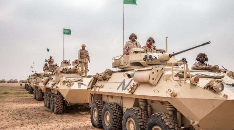 Из 15 стран, с которыми граничит Иран, только Саудовская Аравия может согласиться выступить против Ирана, и то при непосредственной поддержке США.