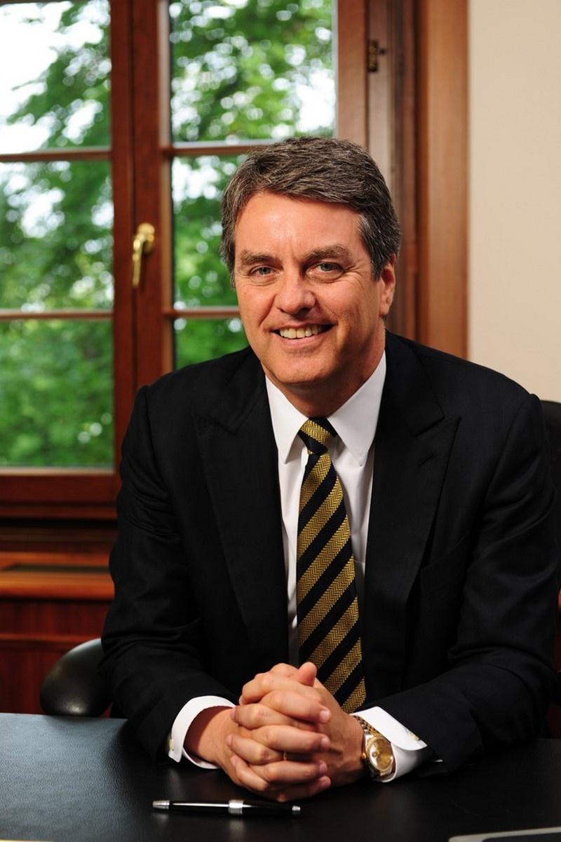 Бывший генеральный директор ВТО Роберто Азеведо.