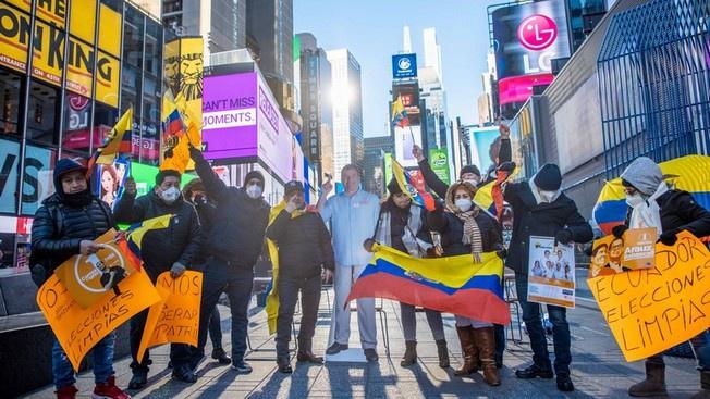 Эквадор: всеобщие выборы в тени бывшего президента