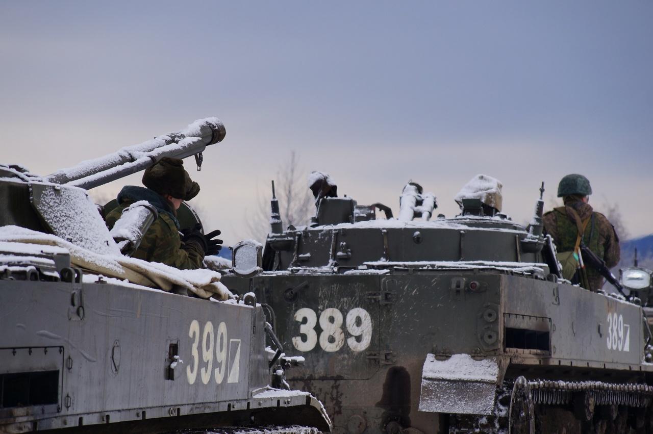 «Очень важны действия батальонных тактических групп с приданными средствами усиления».