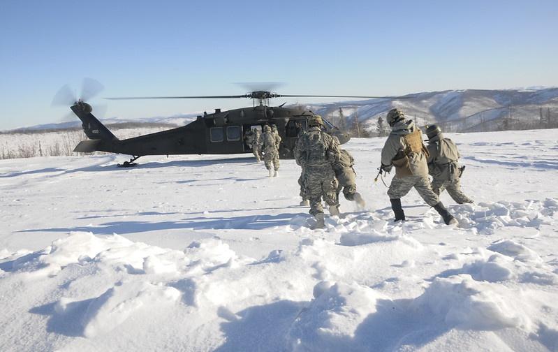 Под контролем USNORTHCOM будут проходить военные учения в Арктике, такие как Trident Juncture, Arctic Challenge, Arctic Edge, Bold Questи Cold Response.