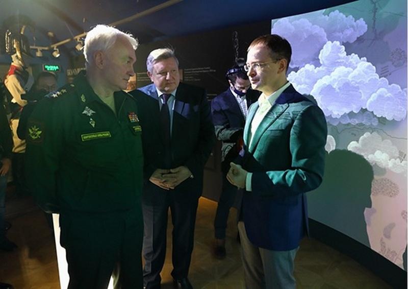 Российское военно-историческое общество и Министерство обороны РФ будут вместе популяризировать военные музеи.