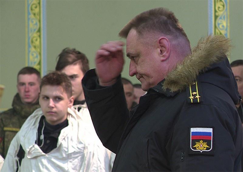 Военнослужащие на Камчатке провели военно-патриотическую акцию в честь 800-летия Александра Невского.
