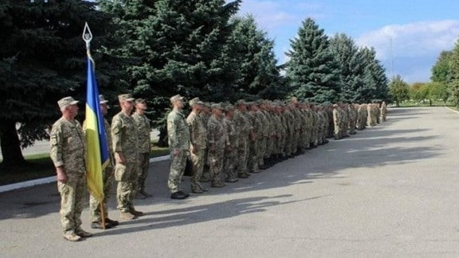 Свiдомая армия Зеленского: янки кам в наш хоум
