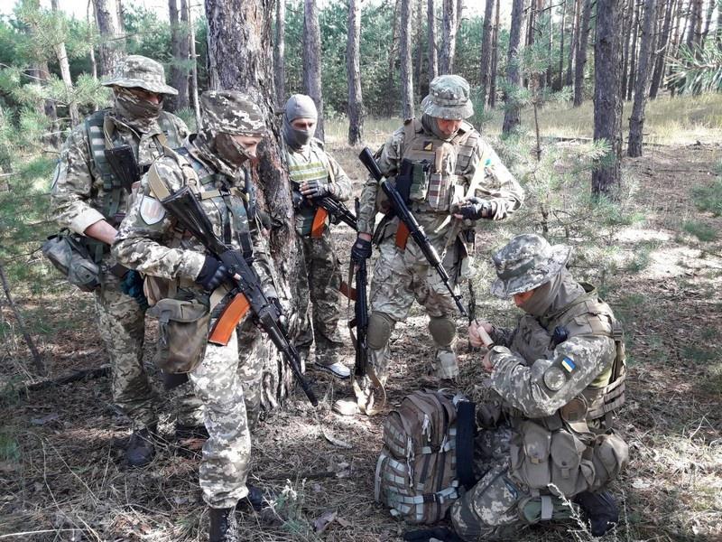 Войска территориальной обороны.