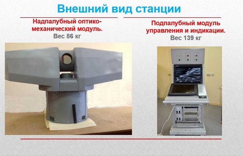 Пассивная оптико-электронная станция кругового обзора (ОЭС КО).