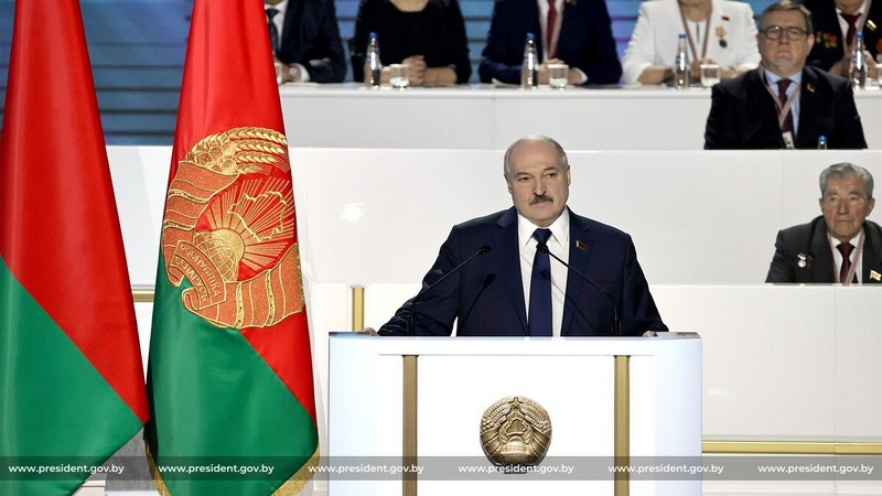 Александр Лукашенко. Фото president.gov.by