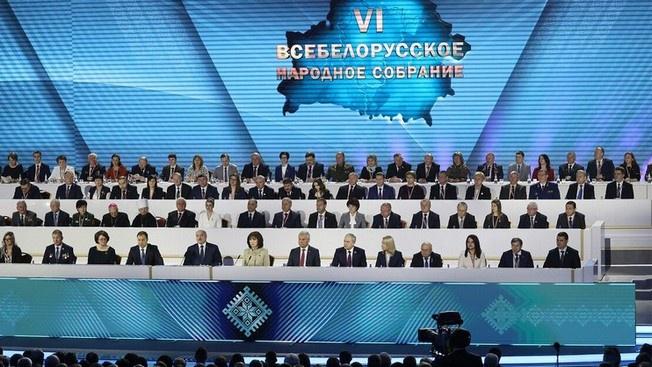 Устоит ли Белоруссия?