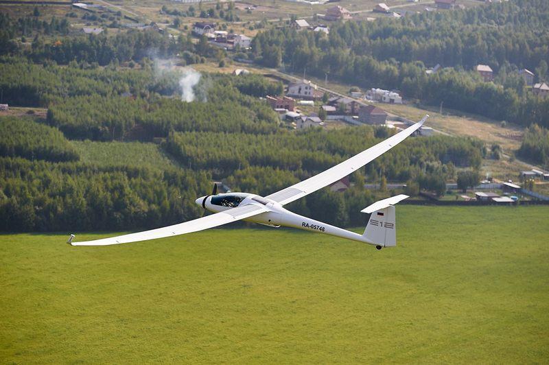 Полёт на «Летающей лаборатории».
