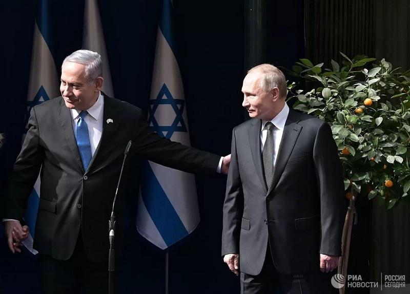 Для России наиболее интересный партнёр на Ближнем Востоке - это, наверное, Израиль.