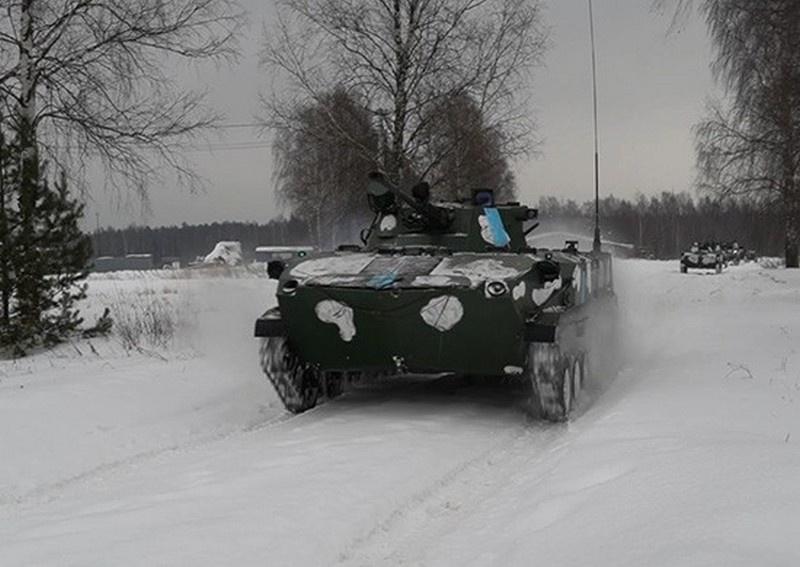 В Ивановском гвардейском воздушно-десантном соединении началось первое в 2021 году масштабное командно-штабное учение.