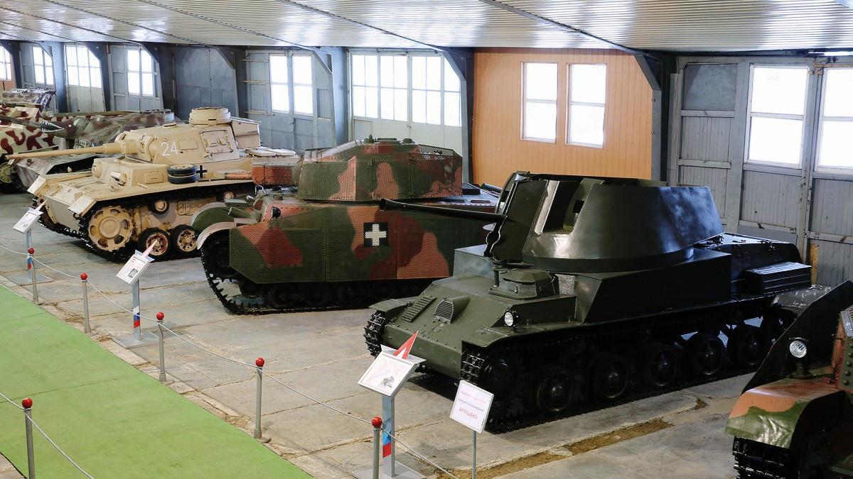 Похитители танков