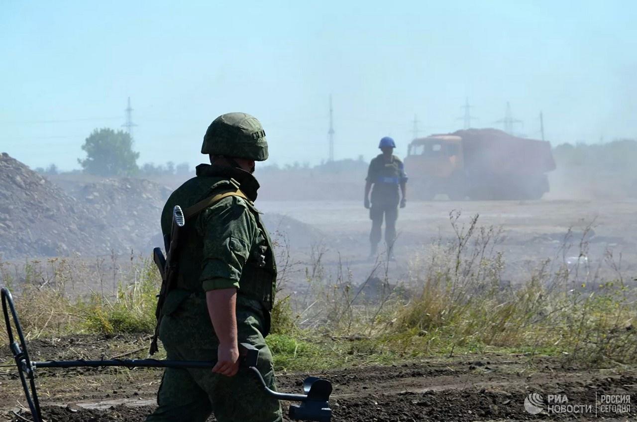 Ситуация в многострадальном Донбассе остаётся тяжёлой.