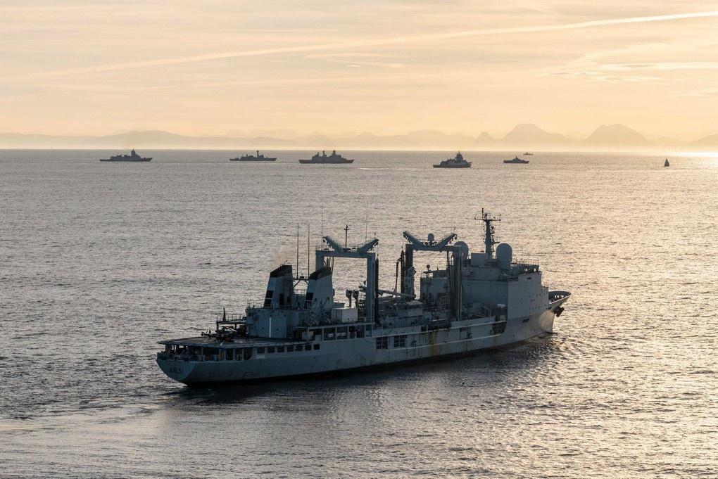 В 2018 году в Норвегии состоялись крупнейшие учения НАТО Trident Juncture.