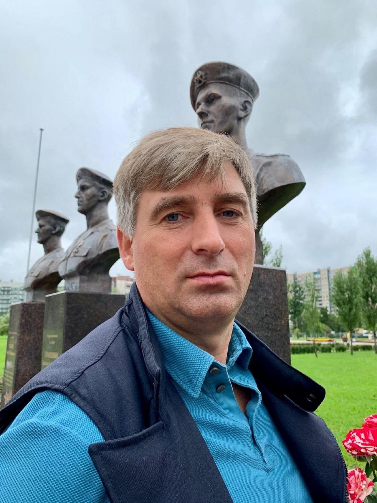 Андрей Павлов, патриот.