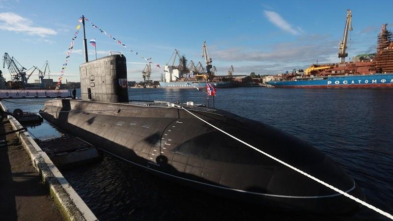 «Варшавянки» на охране морских границ