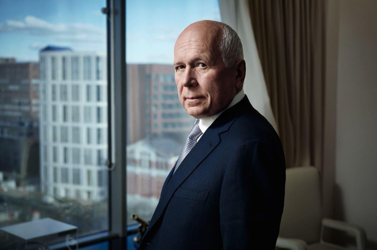Сергей Чемезов, генеральный директор государственной корпорации Ростех.