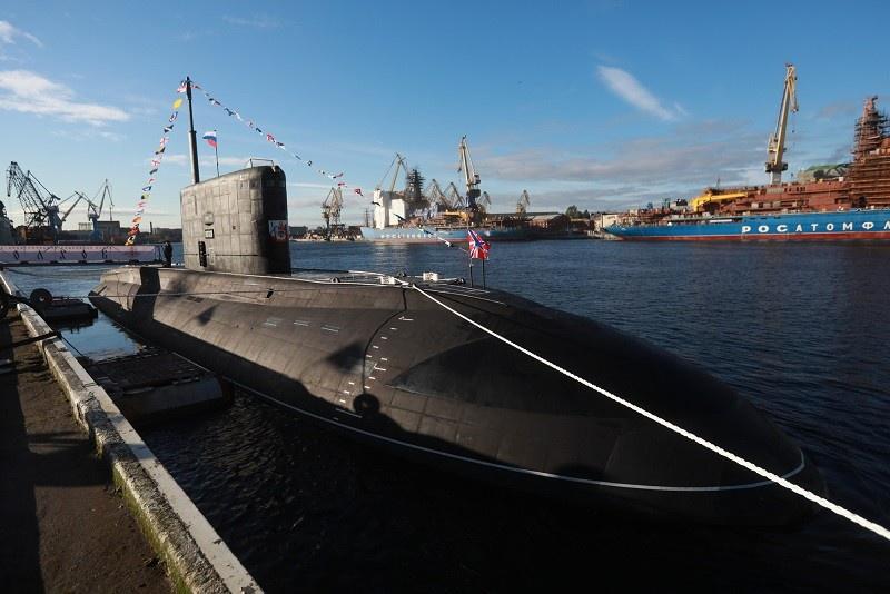 Наша «Варшавянка», спроектированная и построенная ещё в 1980-е годы, упредила британскую подлодку класса Astute в обнаружении.
