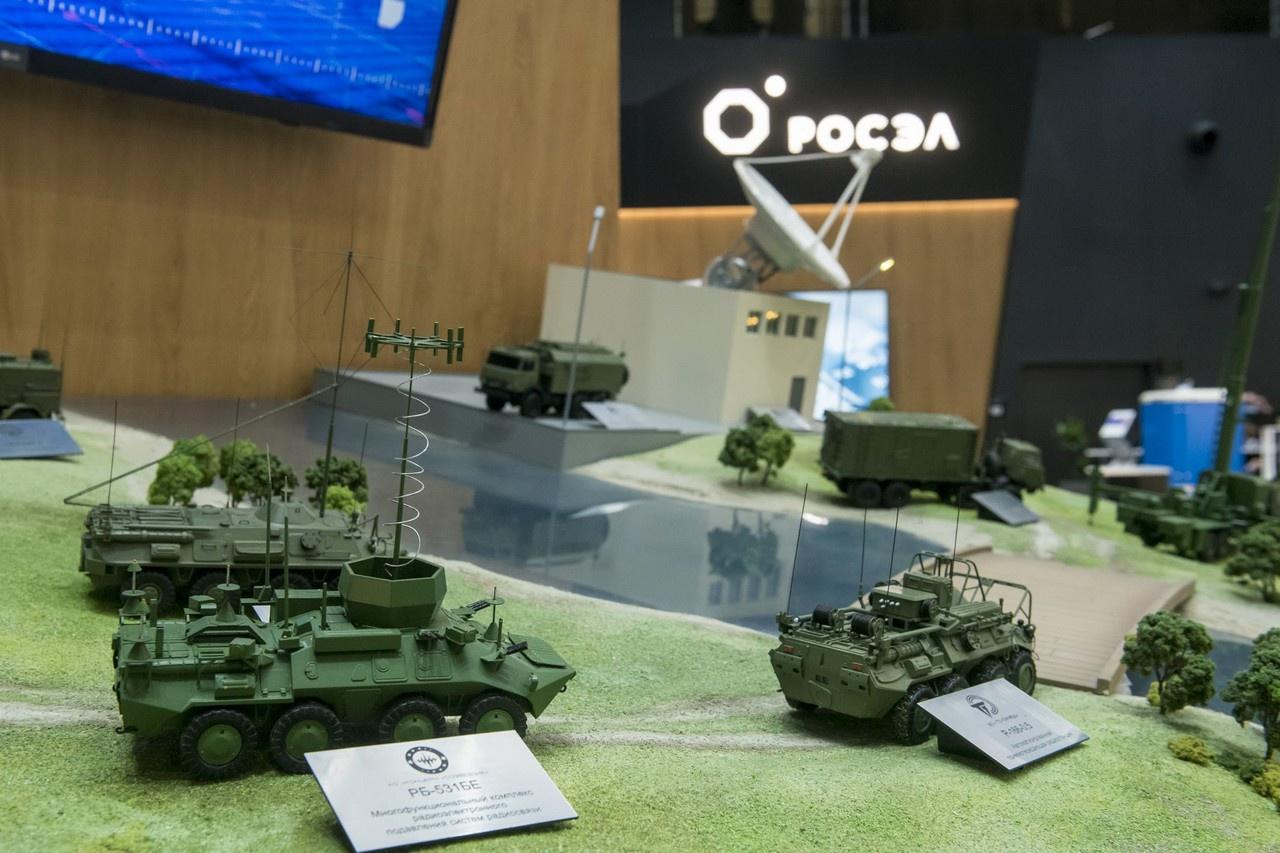 «Рособоронэкспорт» и «Росэлектроника» займутся продвижением российской радиоэлектроники в мире.