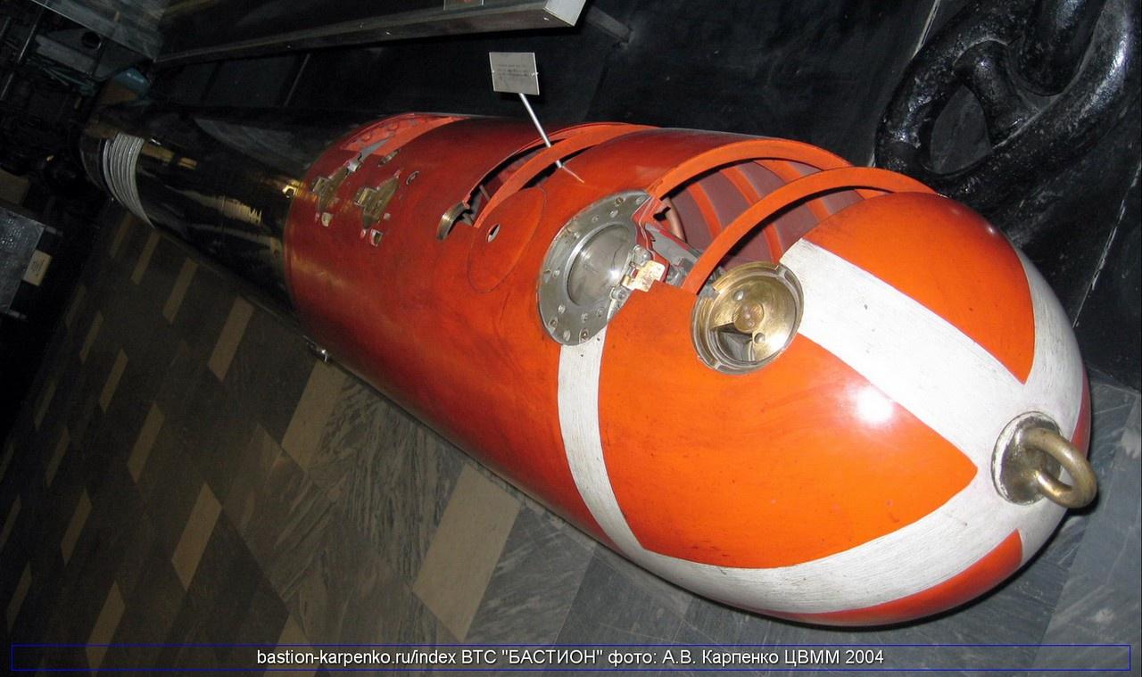 К 1942 году советские конструкторы создали электрическую торпеду ЭТ-80.